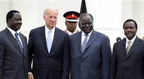 What Joe Biden promised Kenya's president during phone call
