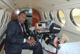 Kenya launches ambulance service for security forces