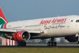 Coronavirus: Kenya Airways Suspends Staff That Exposed China Southern Airlines