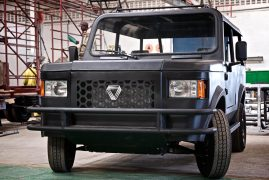 A made-in-Kenya vehicle is targeting mass production for Africa's rough terrain