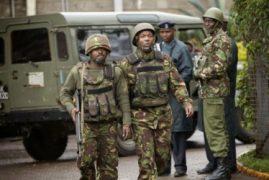 Kenyan security forces avert planned terrorist attack on a village in Garissa