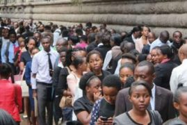 Why foreign workers in Kenya earn more money