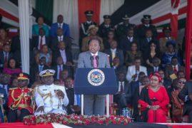Video:Kenya: President Kenyatta's Madaraka Day Speech