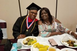 Bro Kibai Mwangi Gikuyu Theology Graduation Thanksgiving Ceremony