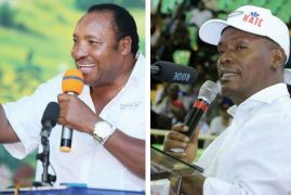 Poll battle to determine who will be Kiambu's governor