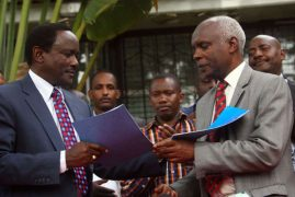 Makueni governor walks a tightrope after move to Wiper