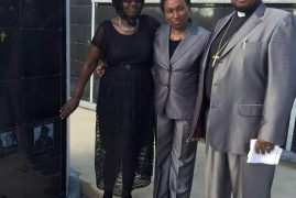 Video: Photos:Winrose Njoki Mwangi finally laid to Rest in Randolph Massachusetts