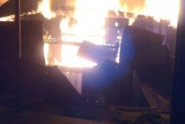 28 Students Injured In Night Fire in Kamandura Girls Secondary School,Limuru, Kiambu County