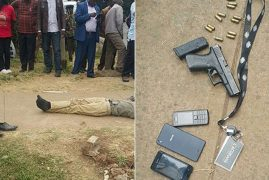 Police Shoot Dead 'Kinyanjui', Nairobi's Most Arrogant Robber