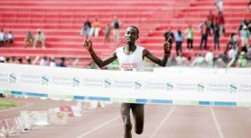 Singapore Marathon will go down Kenya's history books sweeping all the first 17 places in Mens category