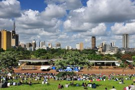 What makes Nairobi Africa's 'most intelligent' city