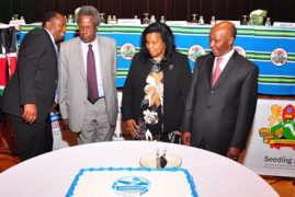 LAUNCHING OF THE KENYATTA UNIVERSITY FOUNDATION