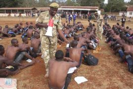 Candidates who scored E in KCSE get rare chance to become KWS rangers