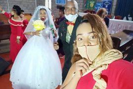 Kikuyu Gospel Singer Regina Wangui Ties the Knot with US-Based Kenyan Businessman