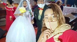 Kikuyu Gospel Singer Regina Wangui Ties the Knot with US-Based Kenyan Businessman