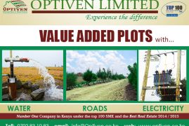 OPTIVEN IN BOSTON WITH GREAT PROPERTY OFFERS! Optiven team is at Radisson Hotel Chelmsford from 12th to 20th July 2015