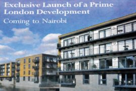 Rich Kenyans splash millions on London property
