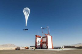 High-altitude balloons to deliver internet access in Kenya