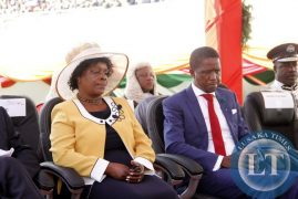 President Edgar Lungu's Inauguration in Pictures