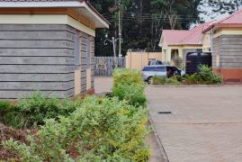 3br master ensuite bungalows Offer price 3.75M deposit 1.6M bal in 15months Call/Sms 0718332074