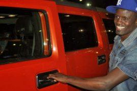 Kenyan Footballer Mariga Loses Millions