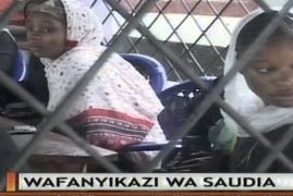 KENYANS LIVING IN SAUDI ARABIA ILLEGALLY GIVEN 90 DAY AMNESTY