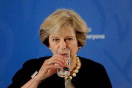 Uhuru phones UK premier May, discusses key issues