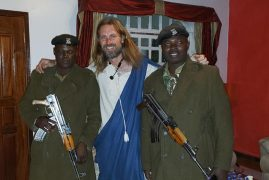 American Man in Kenya Mistaken for Jesus Christ Identified