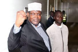 Department of Immigration Services to facilitate entry of Lawyer Miguna Miguna into the country from Canada tomorrow in accordance with Court order.