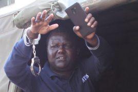 Thomas Minito: Suspect in Kenya's ranch raids found dead