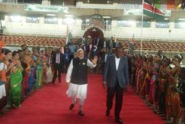 India to lend Kenya $45M to boost manufacturing sector