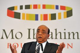 'Africa wonderful at wasting our resources' – Mo Ibrahim