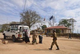 Terror alert issued for Moyale after suspects  arrested with thousands of SIM cards and sophisticated equipments