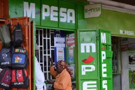 M-Pesa Moved Sh 890 Billion in first three months of 2017