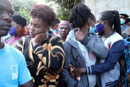 Kiambu murders: Mason buried, family resigned to fate