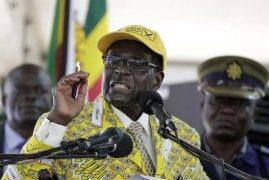 Zimbabwe's Mugabe, 90, becomes African Union chairman