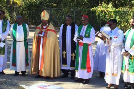 VIDEO:Change your narrative Anglican Bishop urges Kenyans in the Diaspora