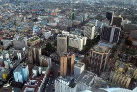 NAIROBI NAMED TOP CITY TO LIVE IN AFRICA