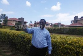 A day in the life of a Nairobi developer,Pete Muraya: Suraya Property Group