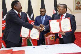 Kenya:Gazette Notice On Transfer Of Nairobi Functions