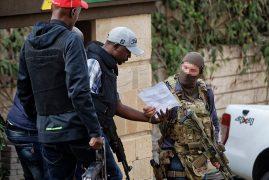 Bravery:The S.A.S SINGLE BRITISH SPECIAL OPERATOR in Nairobi Kenya January 2019 DUSIT TERROR ATTACK