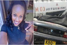 Kenyan TV Queen Nana Gichuru Dies in Road Accident
