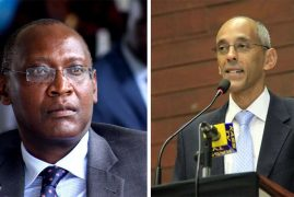 Kenyattas, Ndegwas create 3rd largest bank in merger