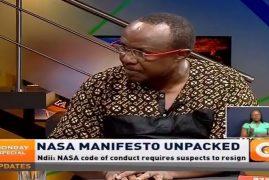 Watch: Anne Kiguta Snaps at David Ndii for 'Belittling' Her