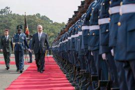 Uhuru hails Kenya and Israel's 'true friendship' as he hosts banquet for Netanyahu