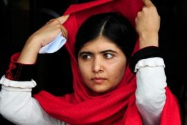 Malala Yousafzai celebrates string of A and A* grades in GCSEs