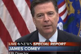 F.B.I. Director James Comey Is Fired by Trump
