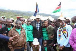University student's death dampens President Uhuru Kenyatta's event
