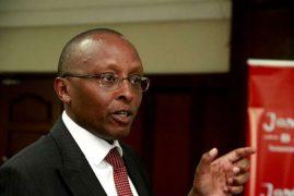 Jamii Bora Bank boss takes over as NSE chairman