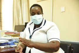 Nakuru nurse who braved all to see Covid-19 patients recover